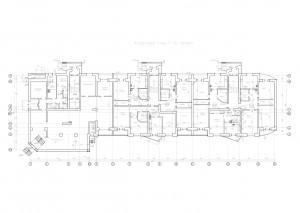 планг 1 го этажа
